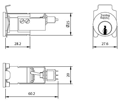 lighted rocker switches panel with Rocker Switch Dimensions on Panel Rocker Switches additionally Different Size Fuse Car as well Rocker Switch Dimensions moreover 172262754472594029 furthermore Double Pole Light Switch Wiring Diagram.