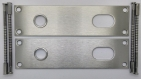 TV53LPS lock plates for Trioving lock